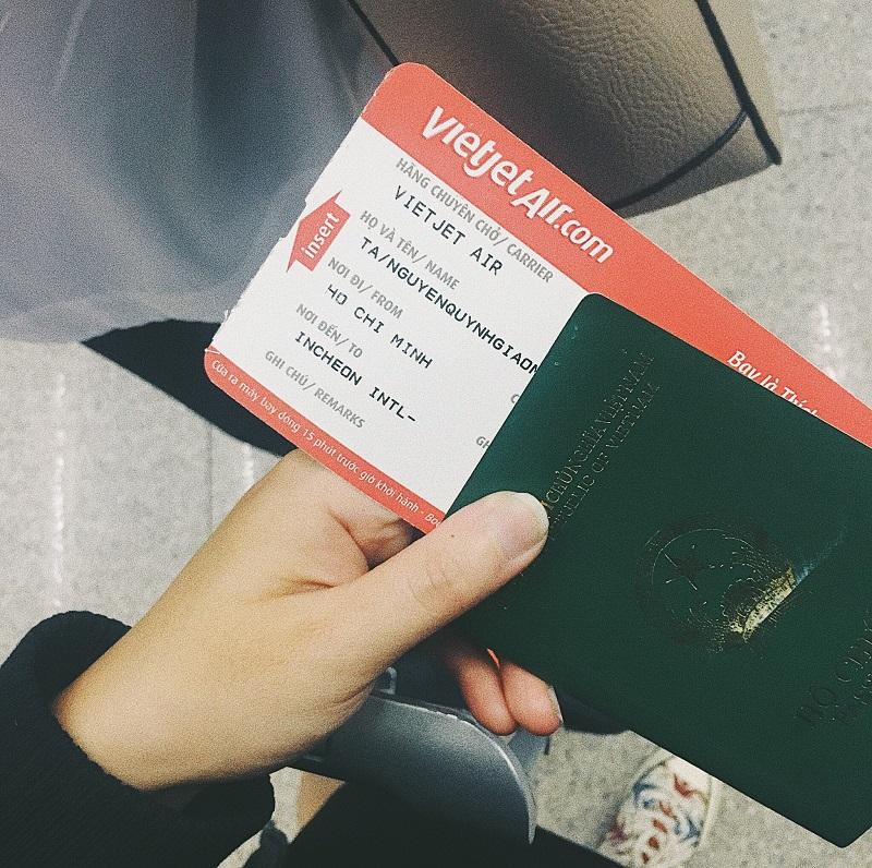 Book vé máy bay càng sớm càng tốt để lựa chọn được chặng bay ưng ý