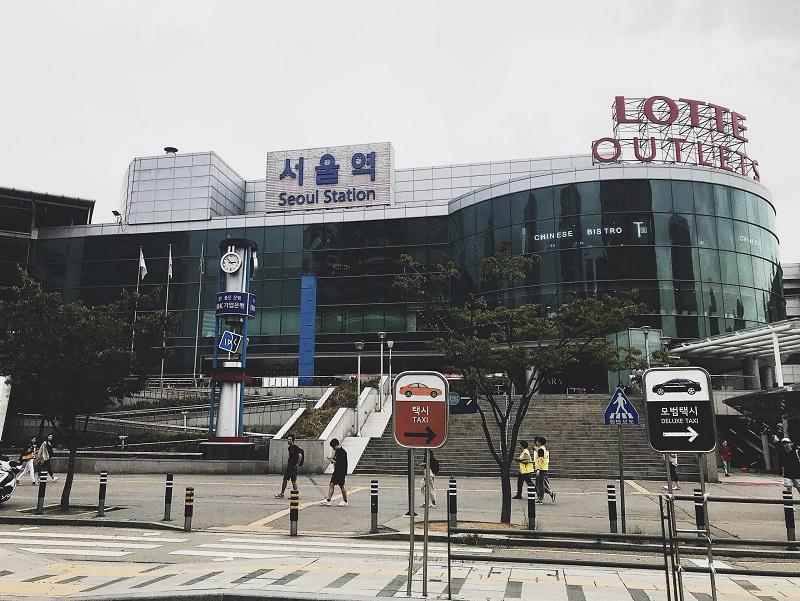 Ga Seoul Hàn Quốc