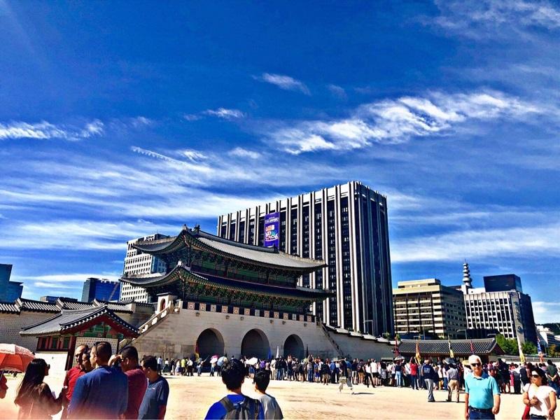 Gyeongbokgung – nơi tái hiện lại kiến trúc truyền thống Hàn Quốc