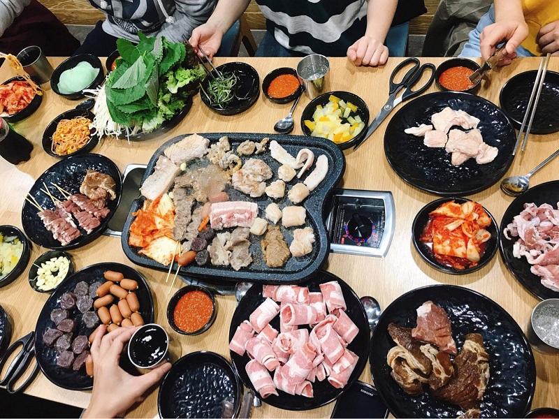 Thịt nướng Bulgogi rất phổ biến tại Hàn Quốc