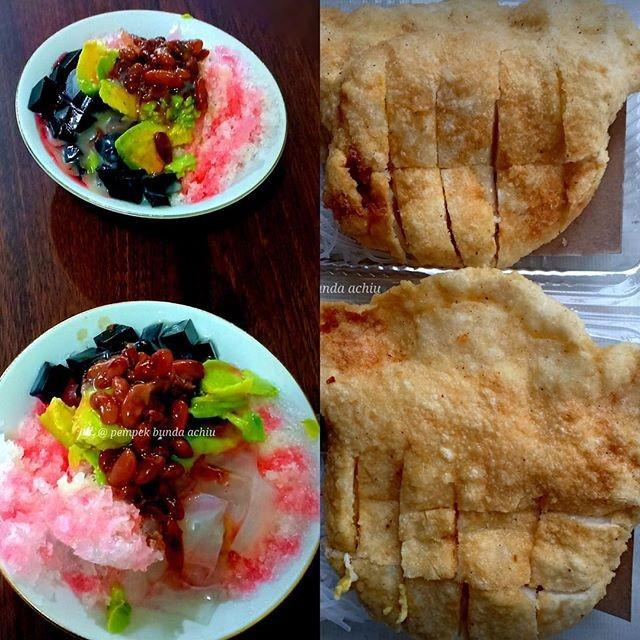 Món bánh truyền thống