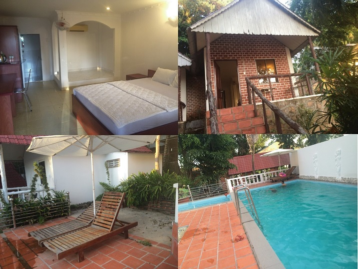 Resort Thanh Bình tại thị trấn Dương Đông