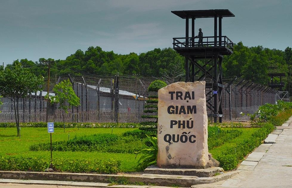 trại giam Phú Quốc