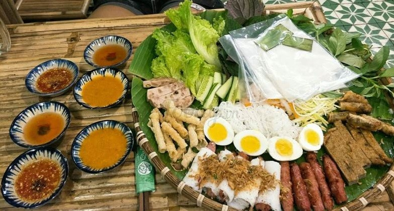 Nem nướng Nha Trang – Món ăn được ưa thích tại đây