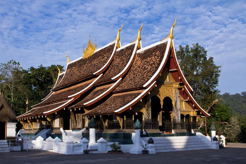 Đền Wat Xieng Thong