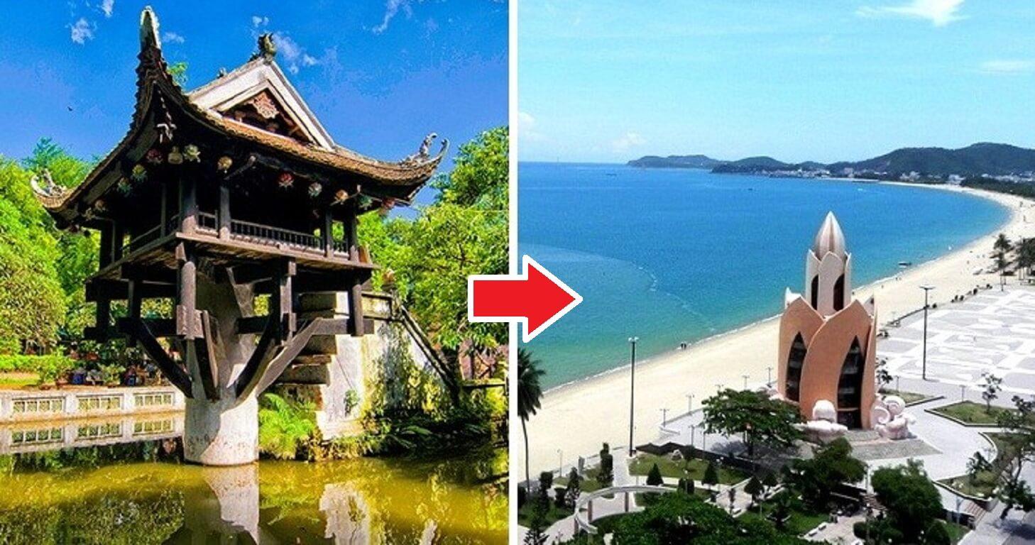 Đặt vé máy bay từ Hà Nội đến Nha Trang