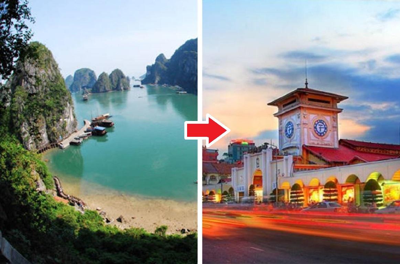 Đặt vé máy bay từ Hải Phòng đến Hồ Chí Minh