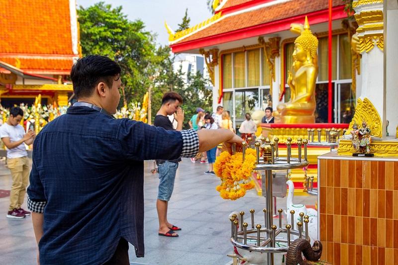 Đền chùa Thái Lan