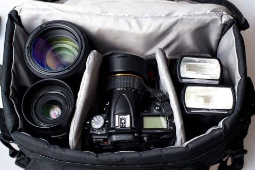 Nên đóng gói riêng các đồ công nghệ vào những túi chuyên dụng
