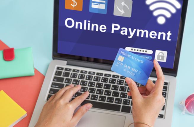 Thanh toán online bằng thẻ