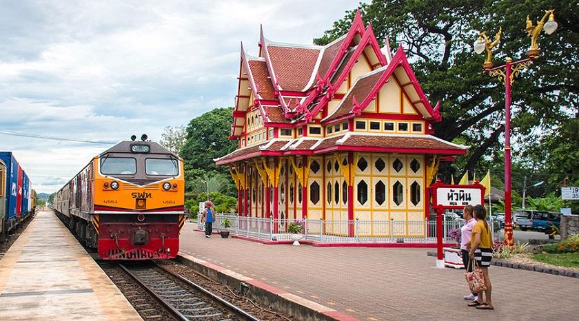 Trạm xe lửa Hua Hin