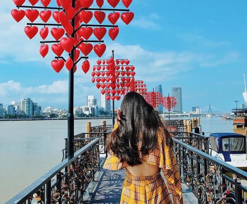 Đặt vé máy bay giá rẻ Vietjet du lịch Đà Nẵng