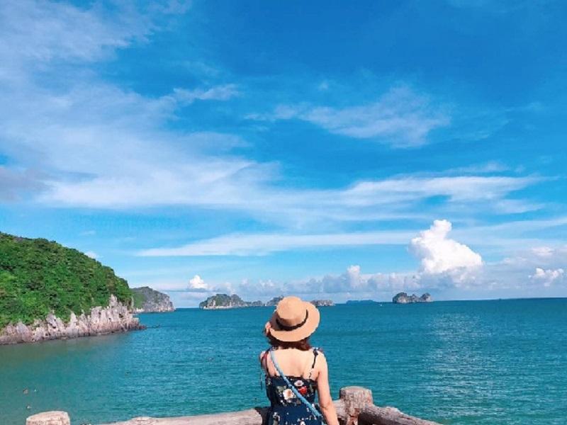 Đặt vé máy bay giá rẻ Vietjet du lịch Hải Phòng