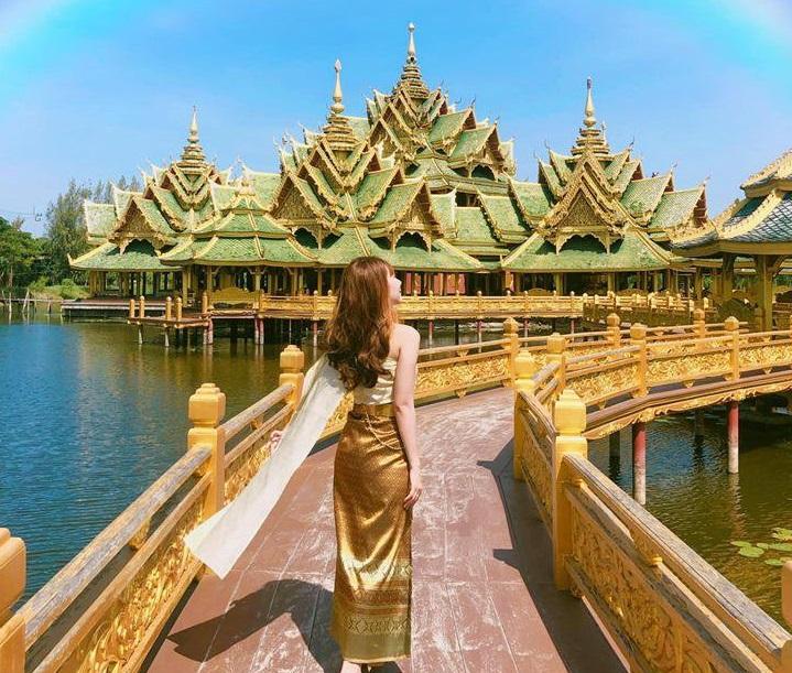 Đặt vé máy bay đi Bangkok hãng Vietnam Airlines