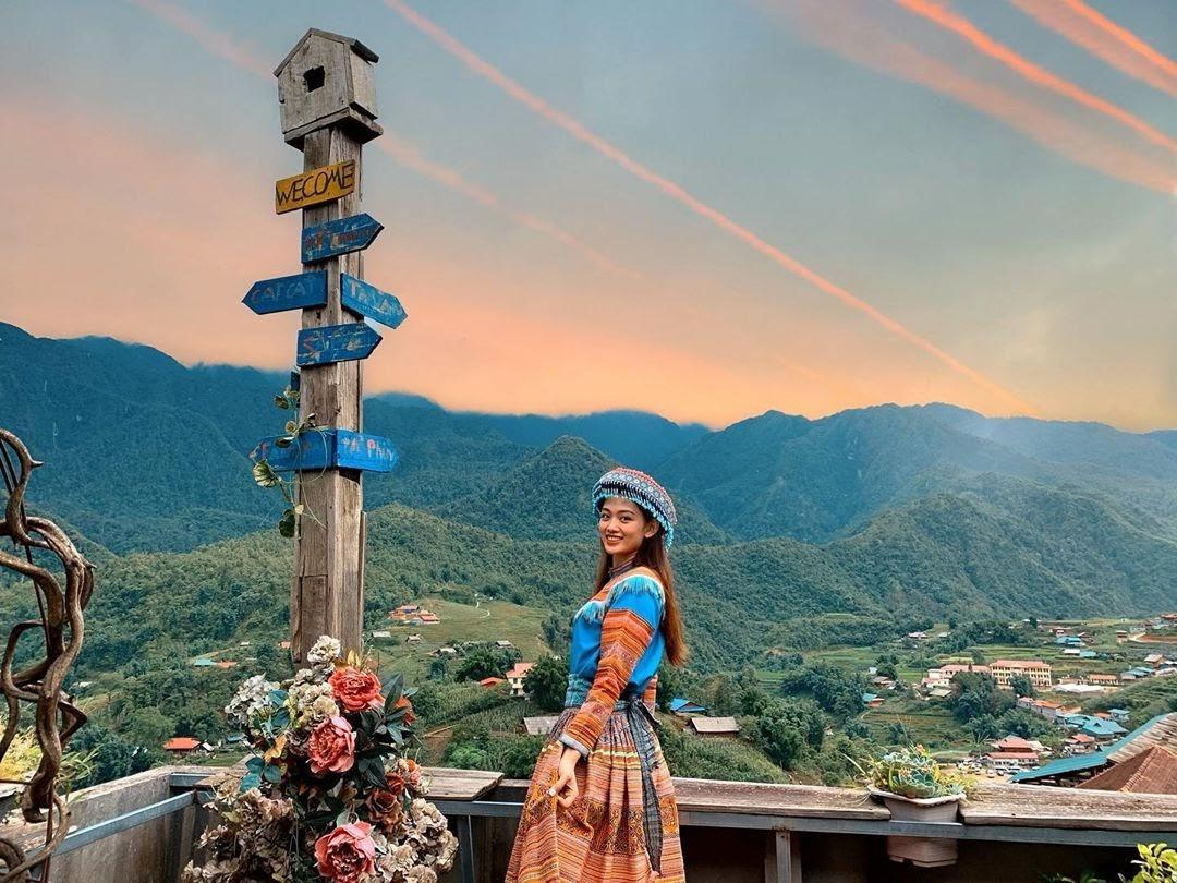 Bản Cát Cát - Điểm du lịch nên đi trong lịch trình du lịch Sapa 2 ngày 1 đêm