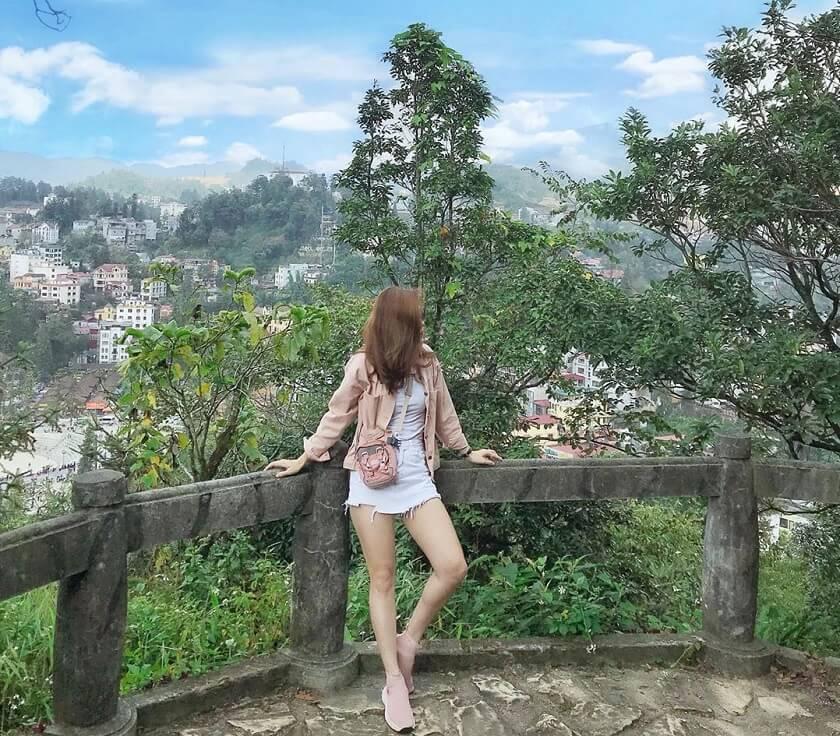 Núi Hàm Rồng - Địa điểm view đẹp ở Sapa