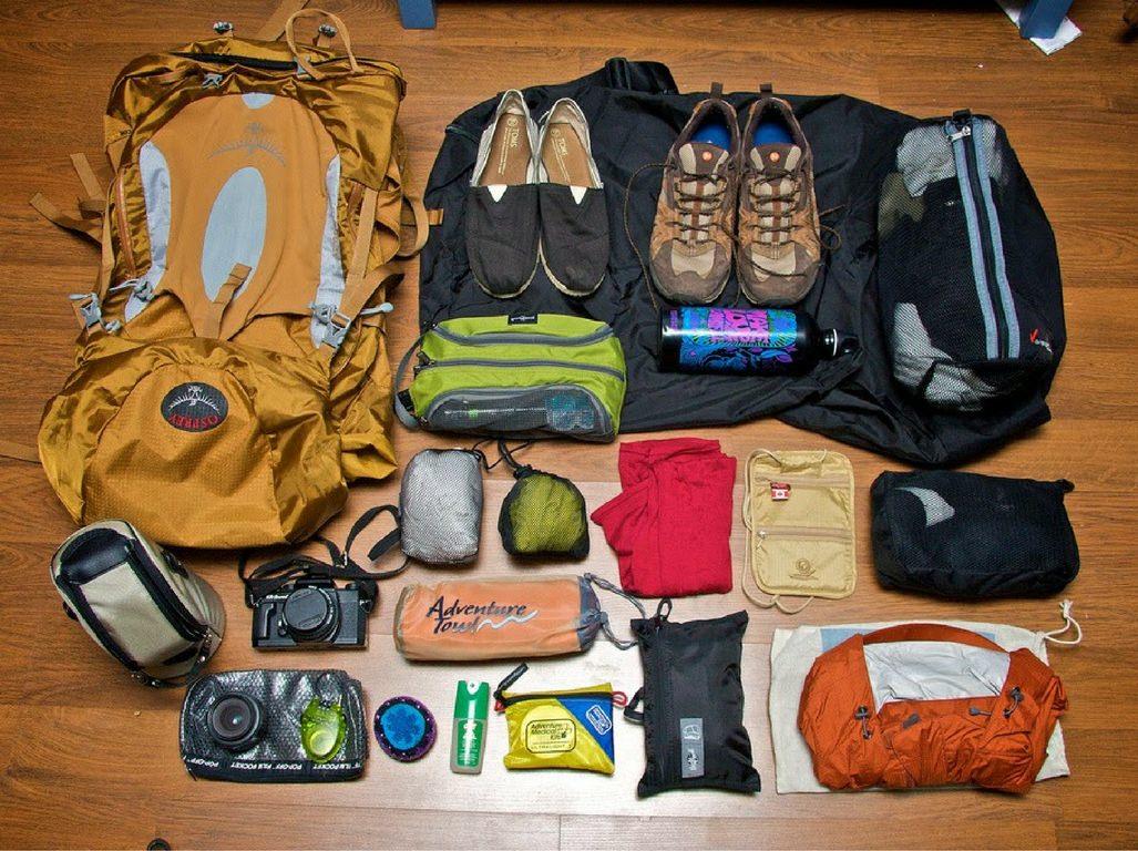 Chuẩn bị hành lý đi du lịch Đông Tây Bắc