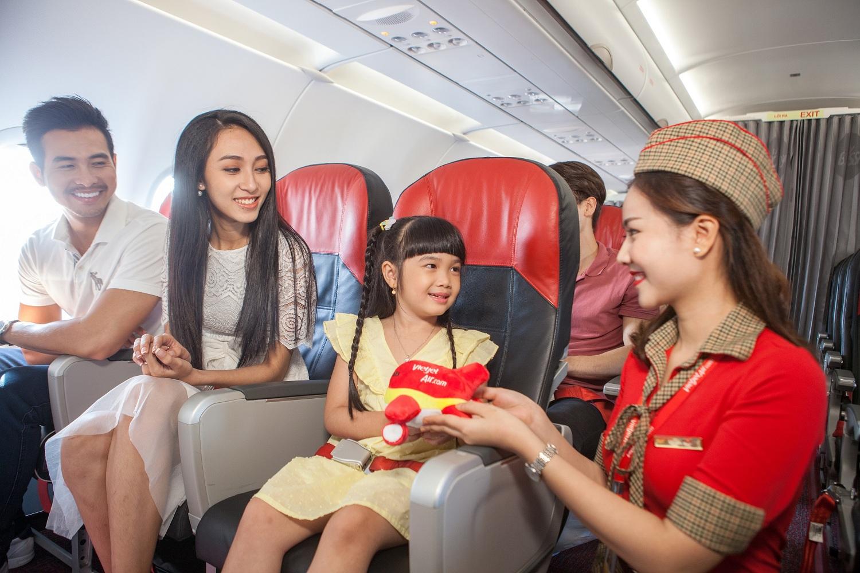 Du lịch Quy Nhơn có trẻ nhỏ bằng máy bay