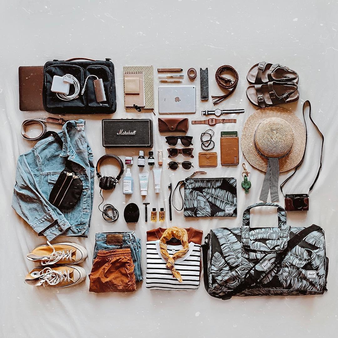 Hành lý du lịch Quy Nhơn Phú Yên tự túc