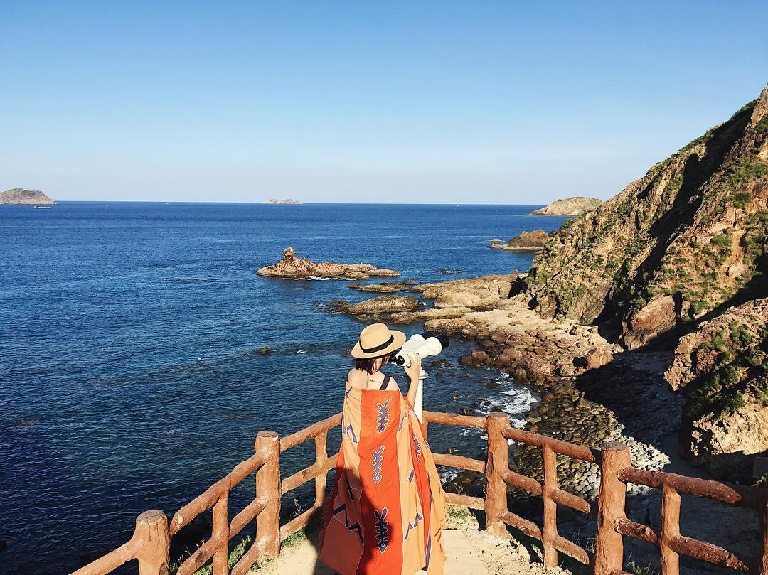 Check-in Eo Gió khi du lịch Quy Nhơn, Phú Yên tự túc
