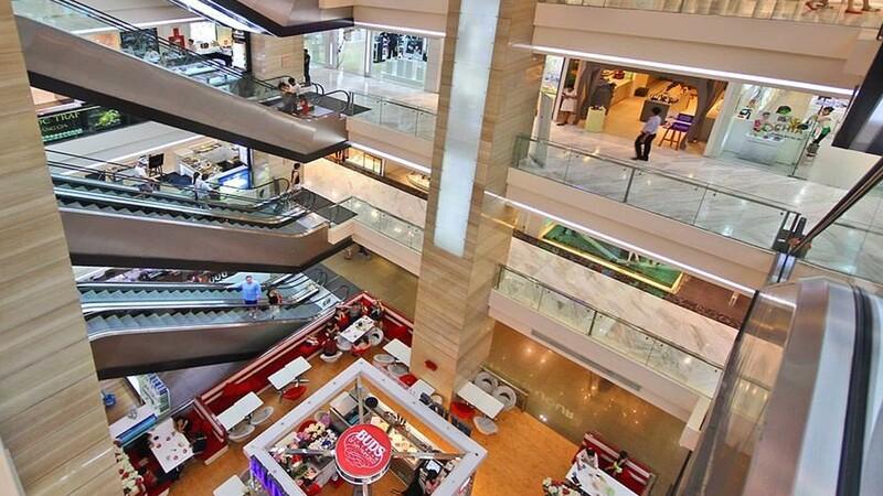 Kinh nghiệm mua sắm ở Sài Gòn