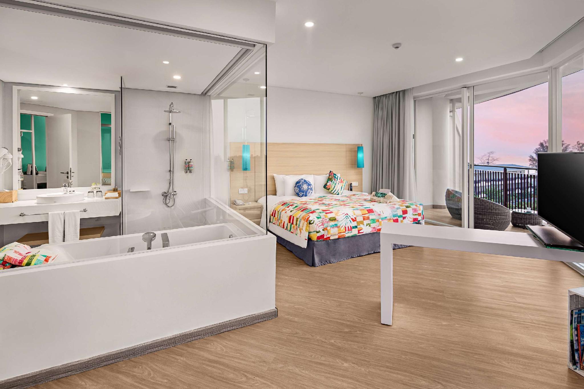 Phòng nghỉ sang trọng tại SOL by Melia Phú Quốc