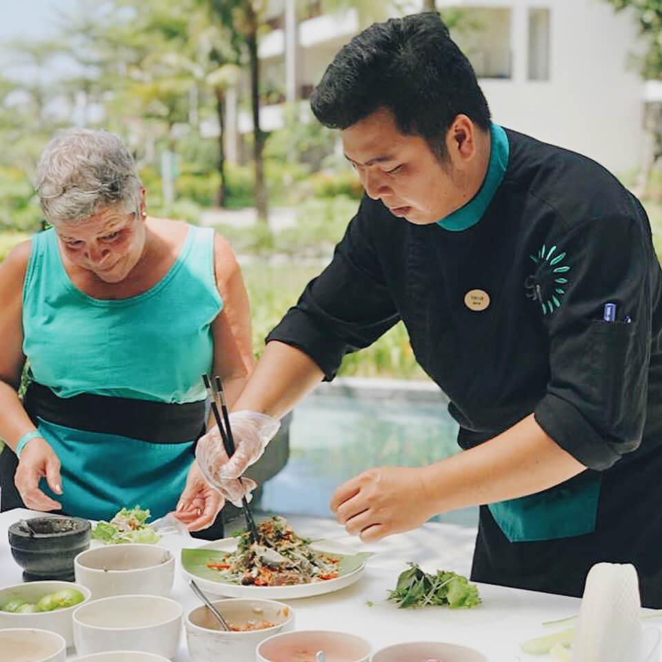 Trải nghiệm lớp học nấu ăn độc đáo (@solbymelia_phuquoc)
