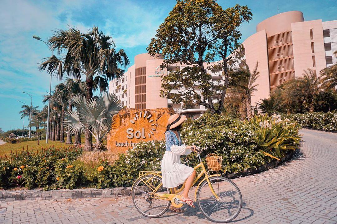 Cổng vào khu nghỉ dưỡng SOL by Melia Phú Quốc (@yuu.yenn)