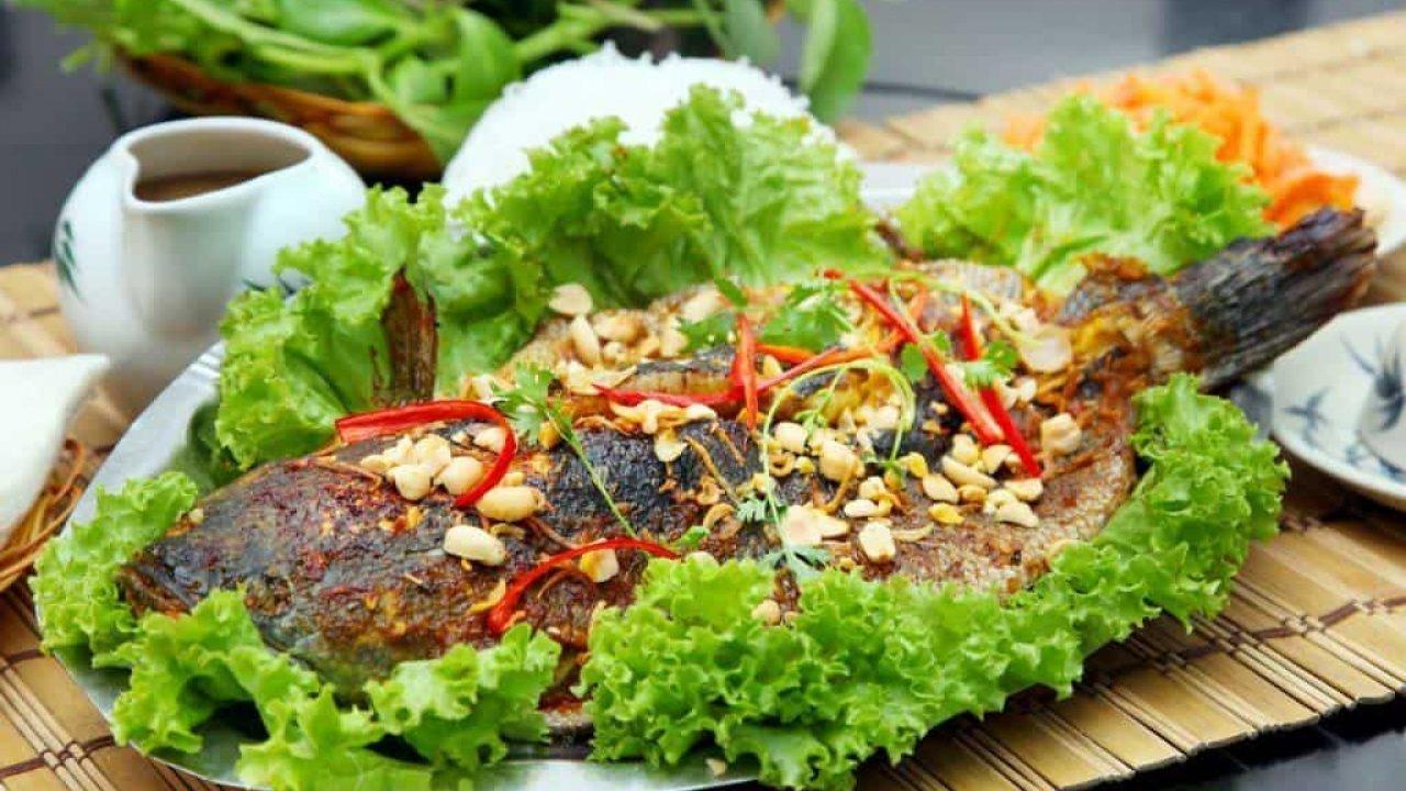 Cá mú nướng Phú Quốc