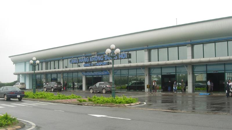 Sân bay Đồng Hới có những chuyến bay nào?