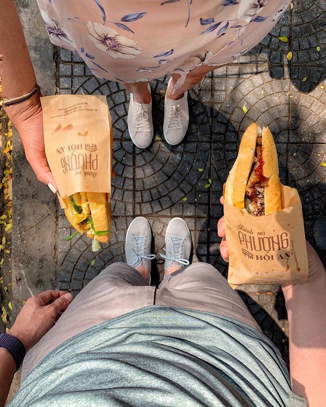 Bánh mì Phượng Hội An