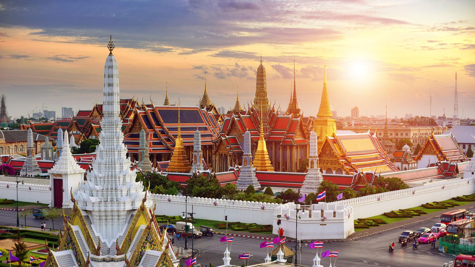 Thủ đô Bangkok, Thái Lan