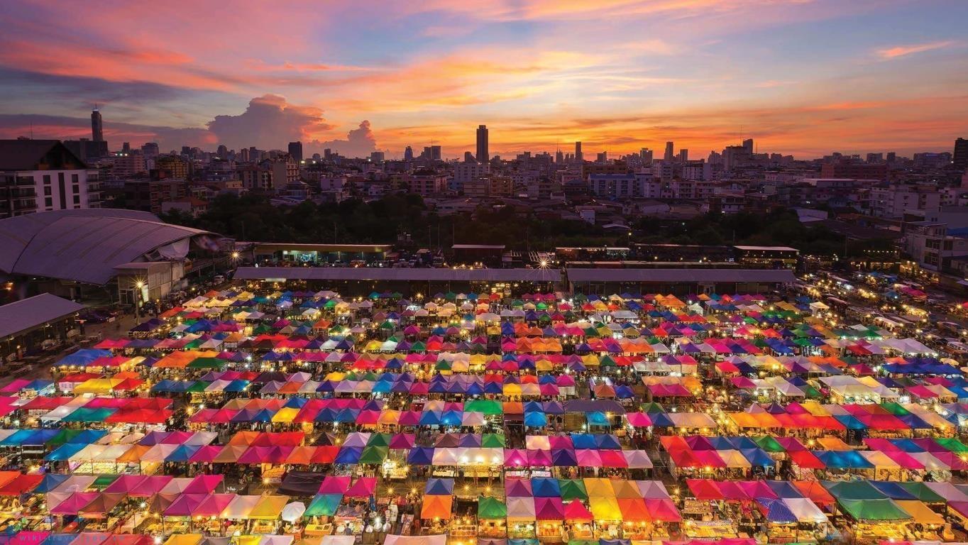 Chợ đêm Pattaya