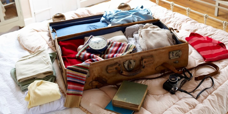 Chuẩn bị hành lý khi du lịch Pattaya