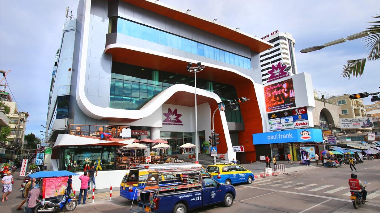 Trung tâm mua sắm Mike Shopping Mall tại Pattaya