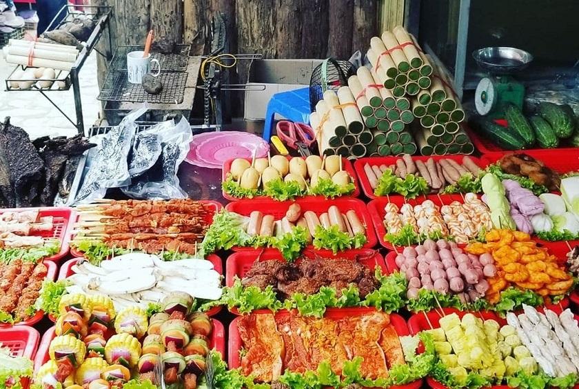 Các món ăn ngon tại Sapa