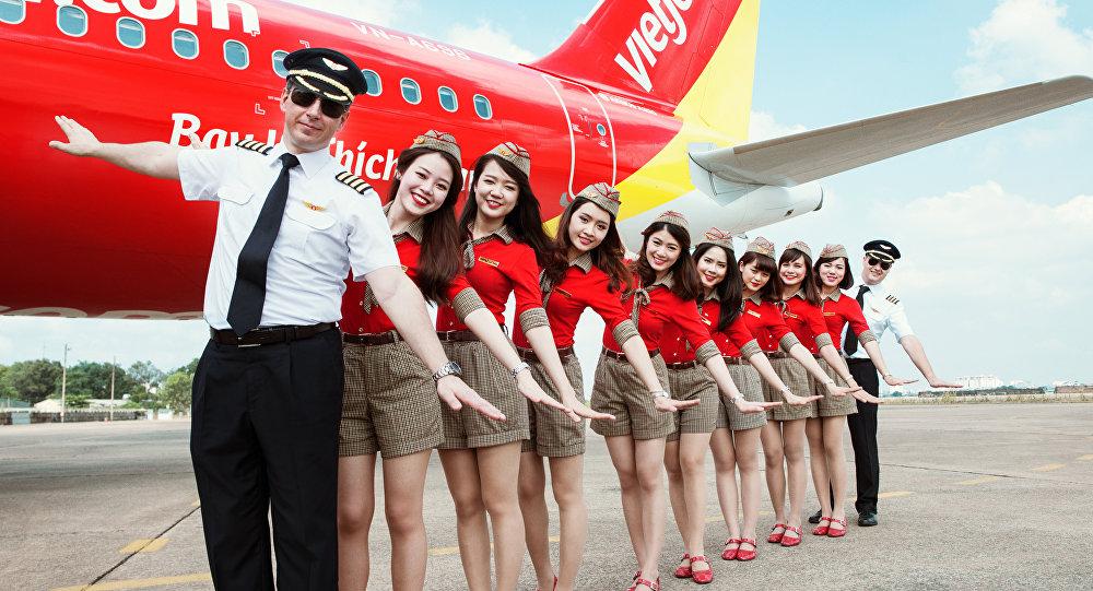 Hãng hàng không Vietjet Air