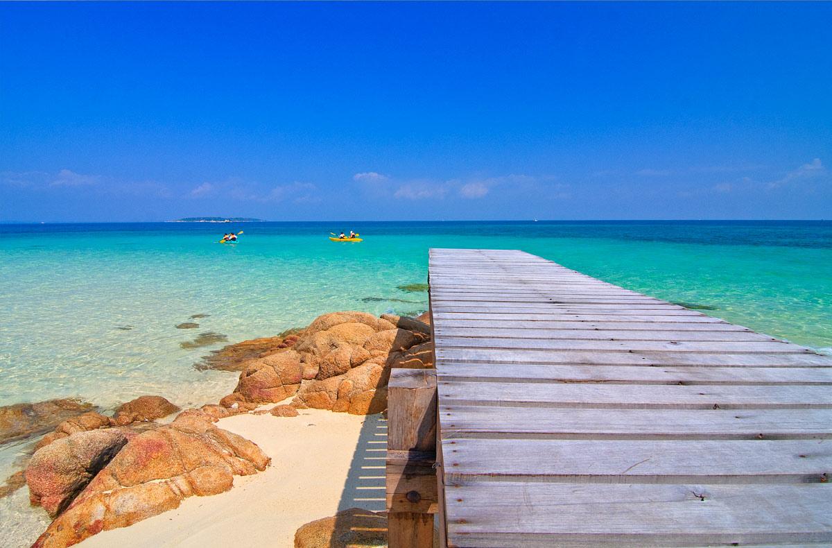 Đảo Koh Larn Thái Lan