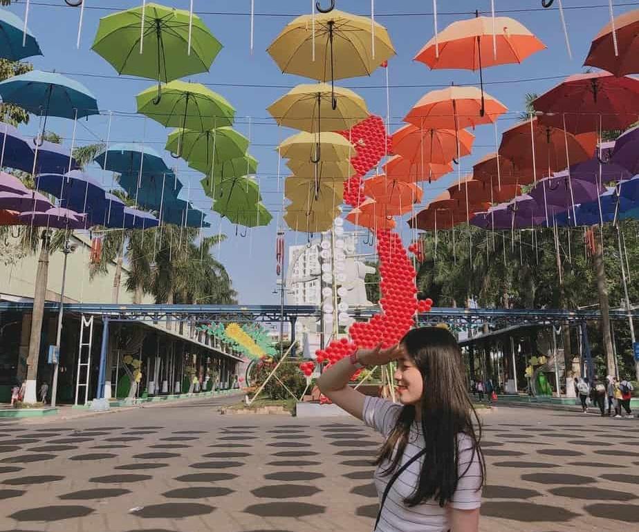 Đặt vé máy bay giá rẻ Vietjet du lịch Sài Gòn