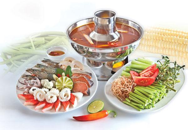 Món lẩu Thái