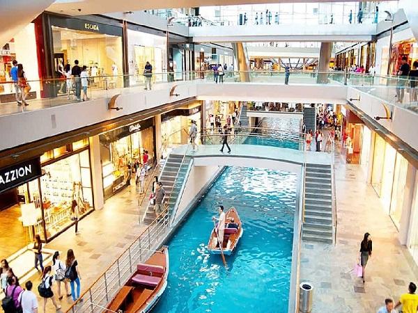 Trung tâm mua sắm tại Singapore