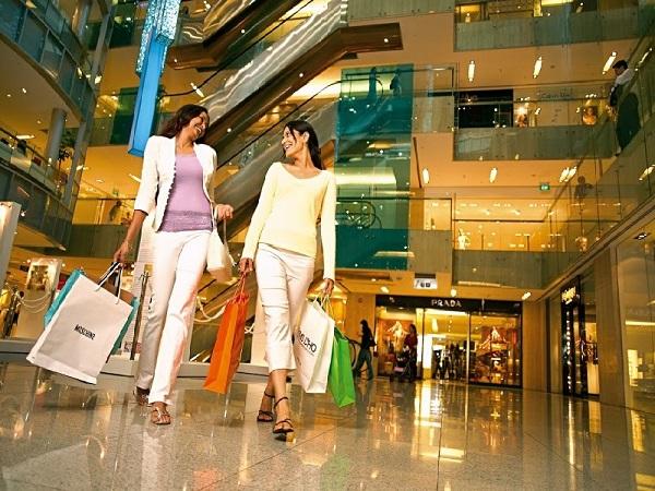 Mua sắm hàng hiệu tại Singapore