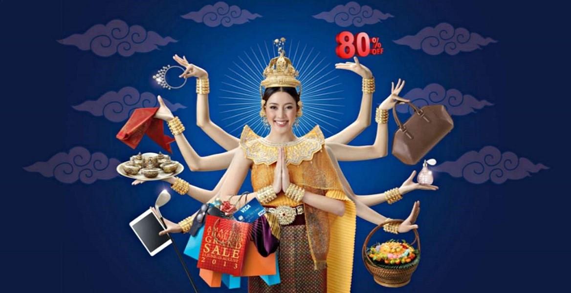 Thái Lan có 2 mùa sale chính trong năm