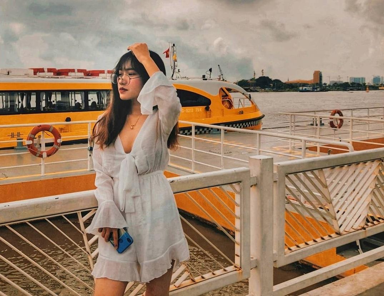 Thời tiết Sài Gòn mùa mưa