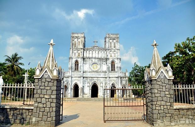 Nhà thờ Mằng Lăng - Nhà thờ cổ nhất Việt Nam