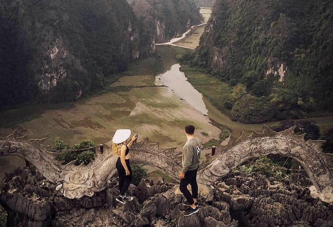 Ninh Bình là địa điểm du lịch cho cặp đôi gần Hà Nội hot nhất