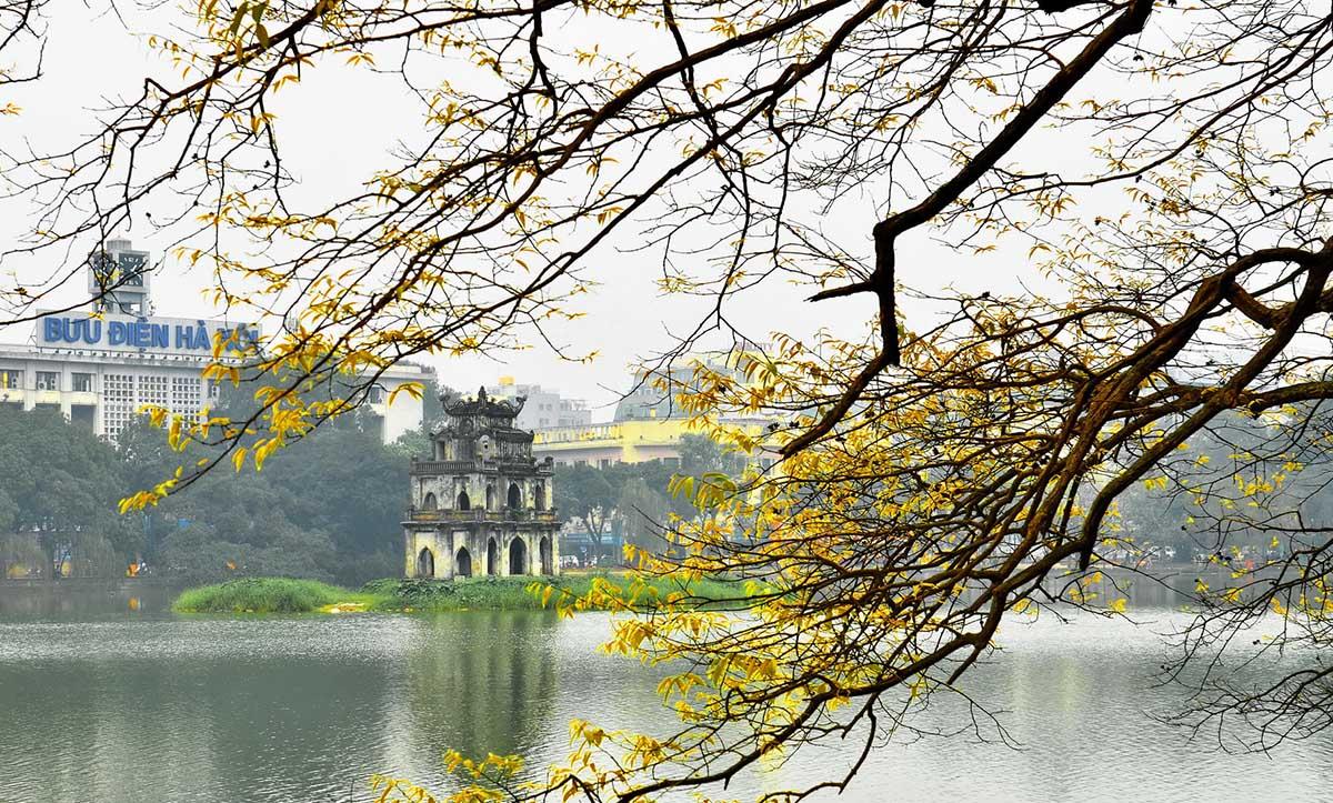 Địa điểm du lịch nên đi nhất Hà Nội mùa thu