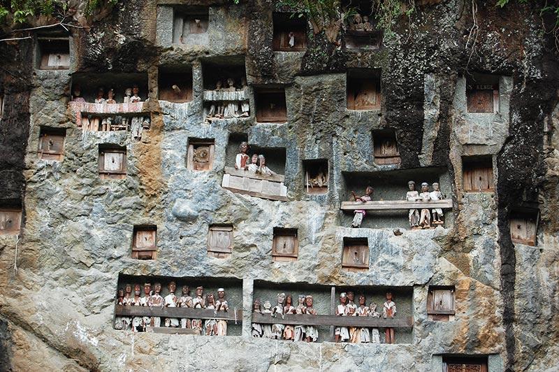 Nét văn hóa độc đáo Torajaland