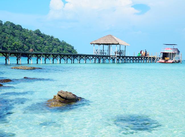 Bãi biển Shihanoukvile