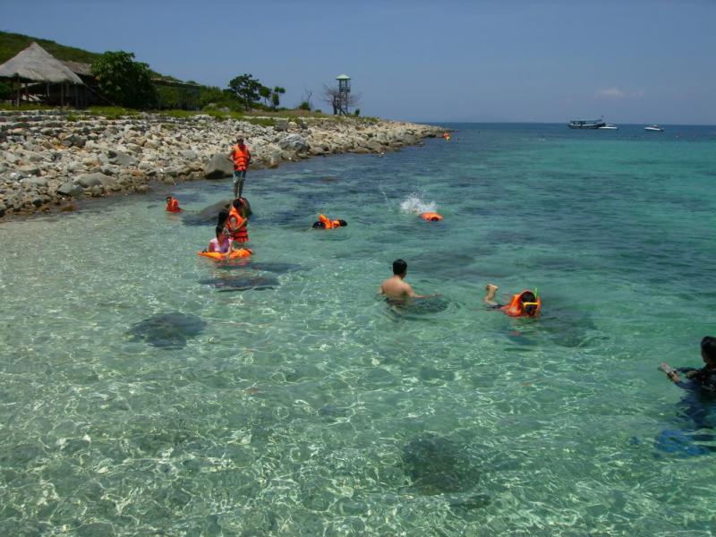 đảo Tằm Nha Trang